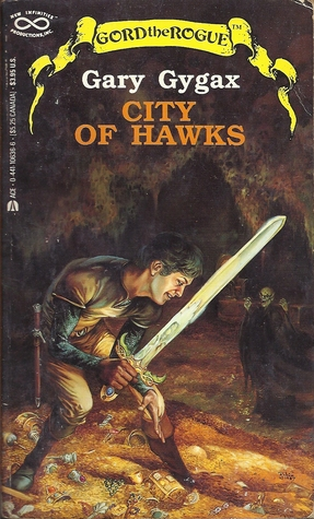 City of Hawks by Gary Gygax