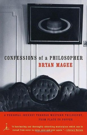 Confessions of a Philosopher by Bryan Magee