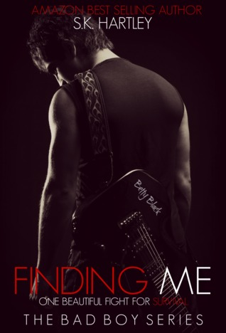 Finding Me (Bad Boy, #2)