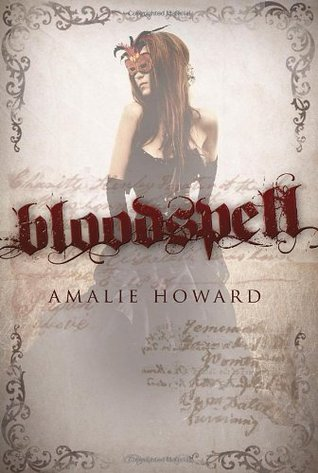 Bloodspell by Amalie Howard