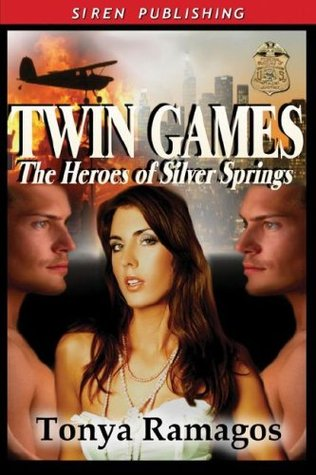 Twin Games (Heroes of Silver Springs, #2)