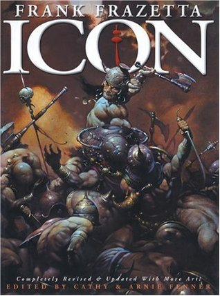 Icon by Frank Frazetta