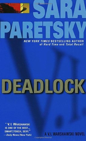Deadlock by Sara Paretsky
