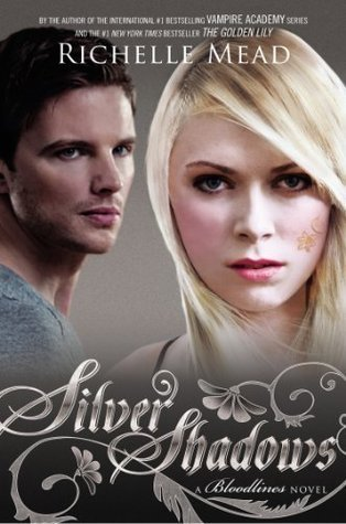 Silver Shadows book cover