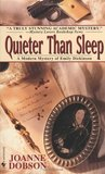 Quieter than Sleep (A Karen Pelletier Mystery, #1)