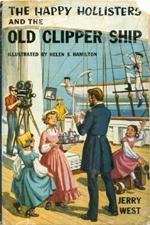 The Happy Hollisters and the Old Clipper Ship (Happy Hollisters, #12)