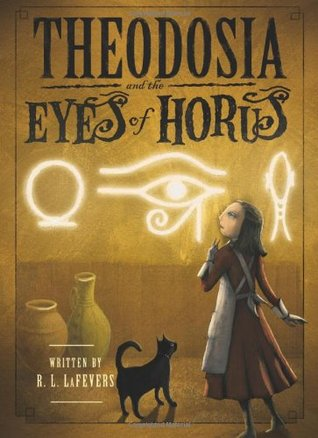 Theodosia and the Eyes of Horus (Theodosia Throckmorton, Book #3)