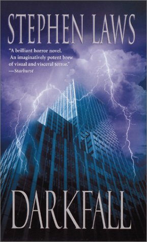 Darkfall by Stephen Laws