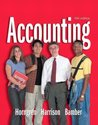 Accounting 1-26 and Integrator CD (6th Edition) (Charles T Horngren Series in Accounting) (Ch. 1-26)