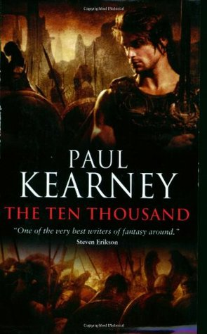The Ten Thousand by Paul Kearney