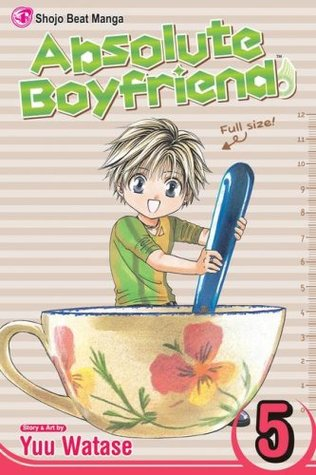 Absolute Boyfriend, Vol. 05 by Yuu Watase