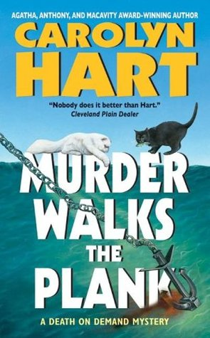 Murder Walks the Plank (Death on Demand, #15)