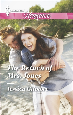 The Return of Mrs. Jones by Jessica Gilmore