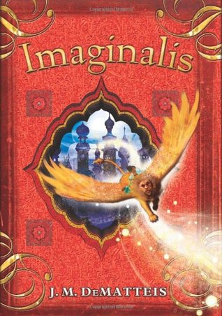 Imaginalis by J.M. DeMatteis