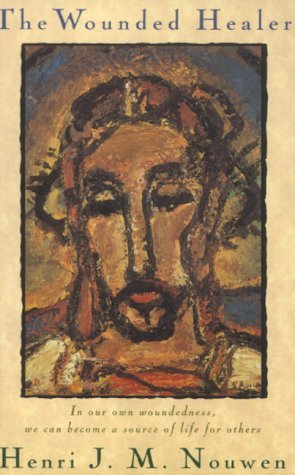 The Wounded Healer by Henri J.M. Nouwen