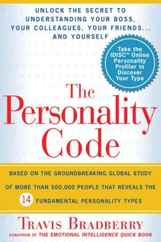 The Personality Code by Travis Bradberry
