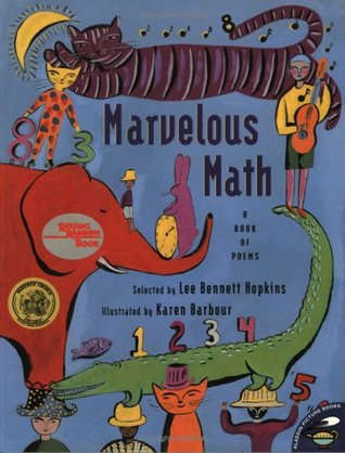Marvelous Math by Lee Bennett Hopkins