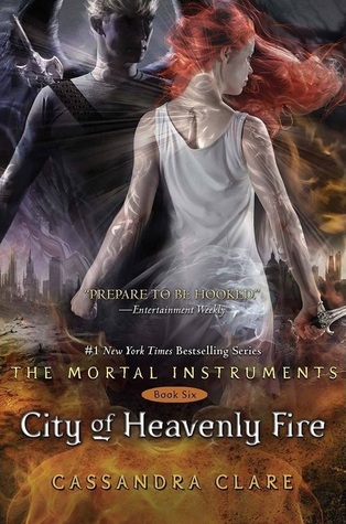 City of Heavenly Fire (The Mortal Instruments, #6)