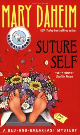Suture Self by Mary Daheim