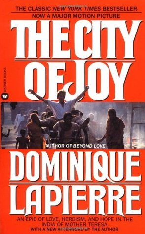 The City of Joy by Dominique Lapierre