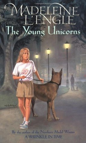 The Young Unicorns by Madeleine L'Engle