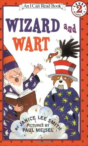 Wizard and Wart by Janice Lee Smith