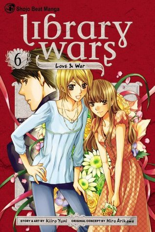 Library Wars by Kiiro Yumi