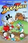 Disney Presents Carl Barks' Greatest Ducktales Stories Volume 1