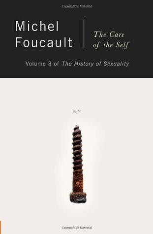The History of Sexuality 3 by Michel Foucault