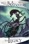 The Legacy (Forgotten Realms: Legacy of the Drow, #1; Legend of Drizzt, #7)