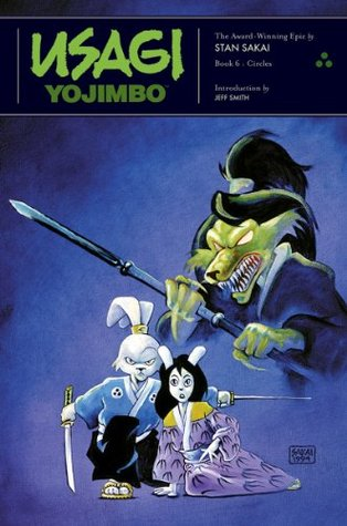 Usagi Yojimbo, Vol. 6 by Stan Sakai