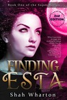 Finding Esta: #1 The Supes Series (Urban Fantasy Paranormal & Mystery)