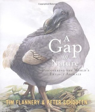 A Gap in Nature by Tim Flannery