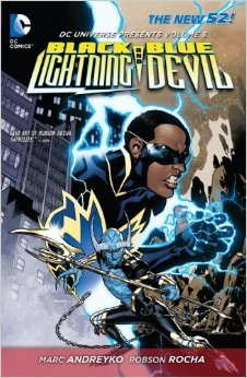DC Universe Presents, Vol. 3: Black Lightning and Blue Devil