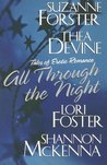All Through The Night (Brava Girlfriends #1)