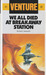 We All Died At Breakaway Station (Venture Science Fiction, #1)