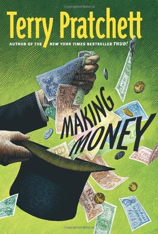Making Money (Discworld, #36)