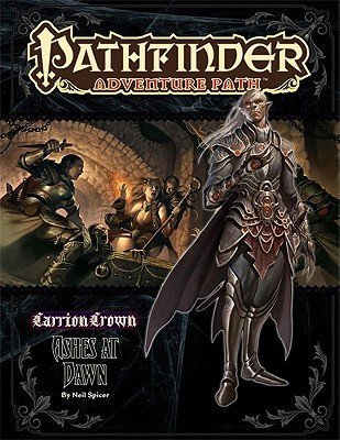 Pathfinder Adventure Path #47: Ashes at Dawn (Carrion Crown #5)