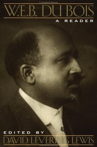 W. E. B. Du Bois by David Levering Lewis