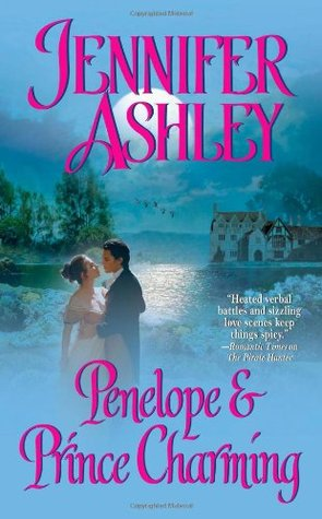 Penelope & Prince Charming by Jennifer Ashley