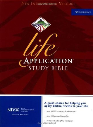 Life Application Study Bible: NIV