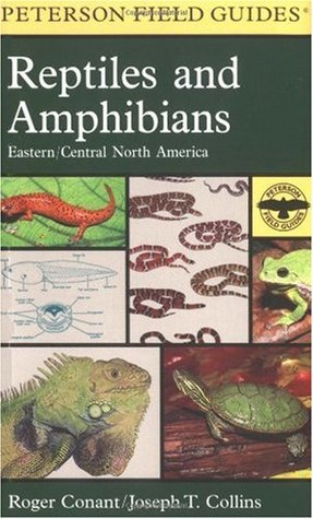 A Field Guide to Reptiles and Amphibians by Joseph T. Collins