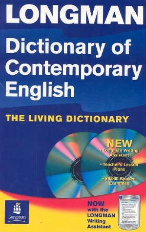 Longman Dictionary of Contemporary English by Stephen Bullon