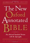 The New Oxford Annotated Bible, New Revised Standard Version by Anonymous