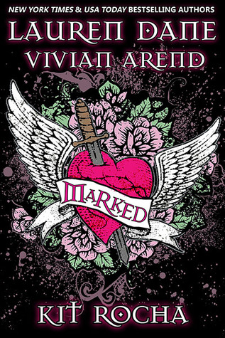 Marked (Beyond, #3.5; Thompson & Sons)