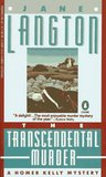 The Transcendental Murder (Homer Kelly Mystery #1)