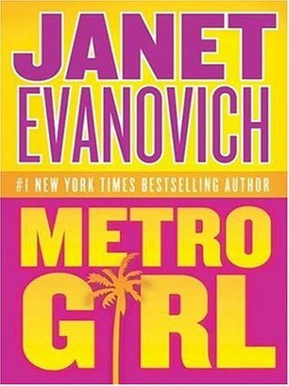 Metro Girl (Alex Barnaby, #1)