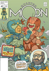 Quarter Moon: Locust Man vs. Monster (Quarter Moon, #2)