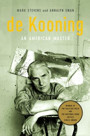 de Kooning by Mark Stevens