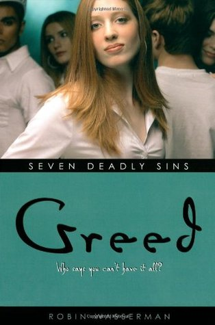 Greed by Robin Wasserman